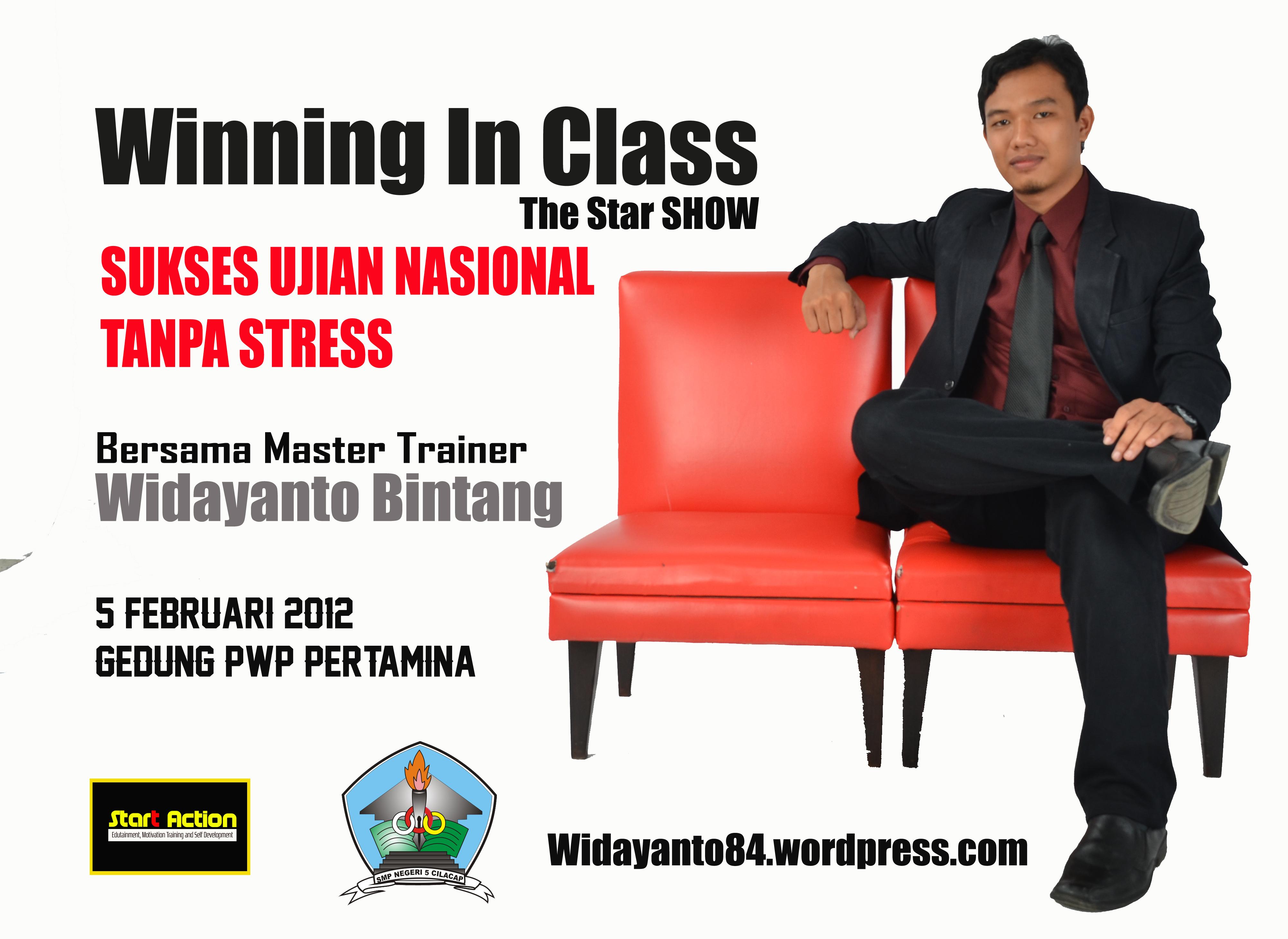 Seminar Motivasi Sukses Ujian Nasional The Way To Winning In Class